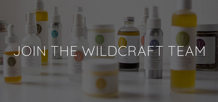 Join the Wildcraft Team!