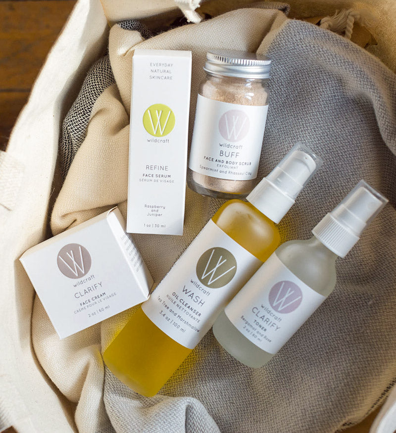 Combination Skincare Set