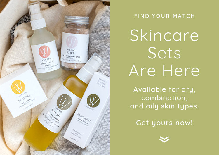 Our Skincare Sets are here!