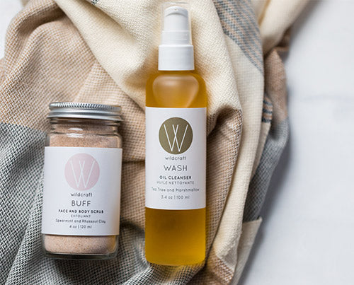 Use with our Wash Oil Cleanser for a soothing cleansing experience!
