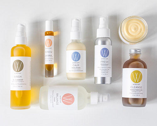 Making affordable everyday natural skincare