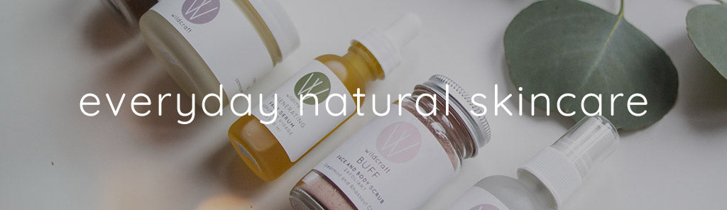 everyday natural skincare