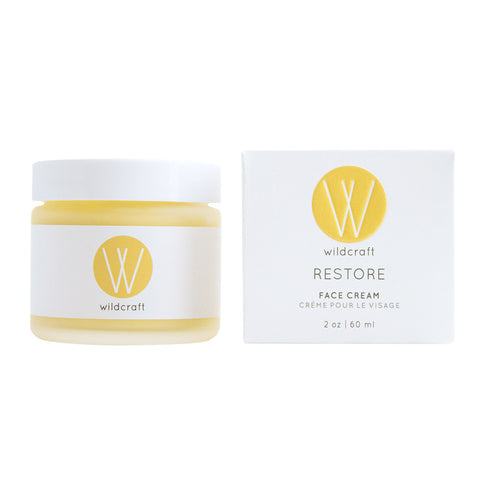 Geranium Orange Blossom Face Cream