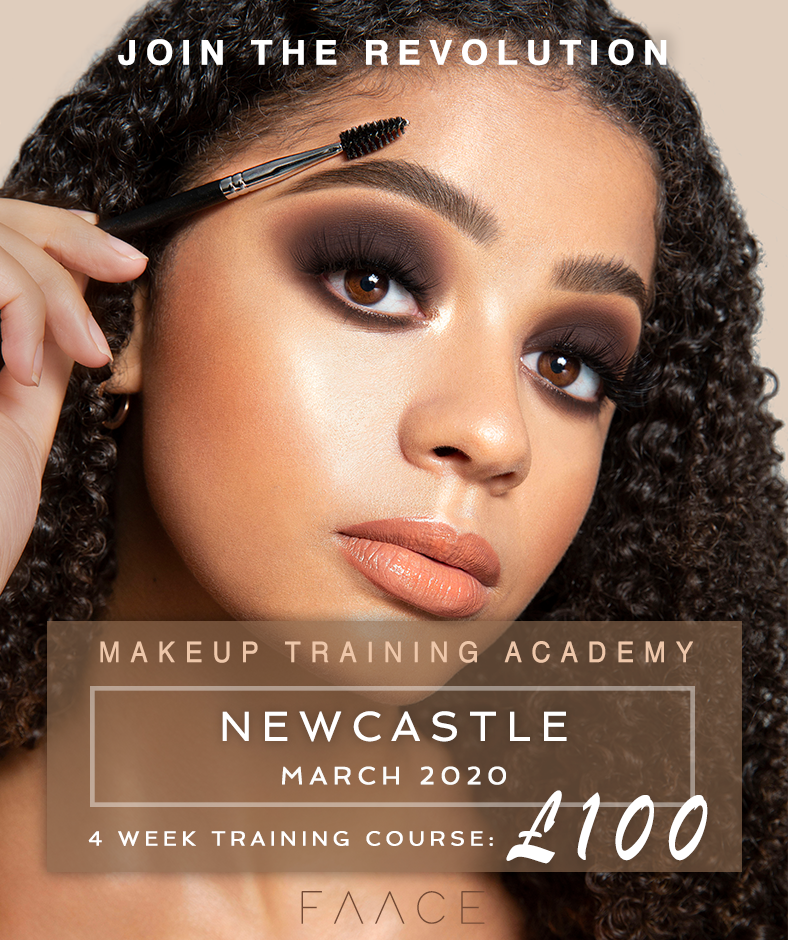 NEWCASTLE - FAACE MUA - MARCH COURSE
