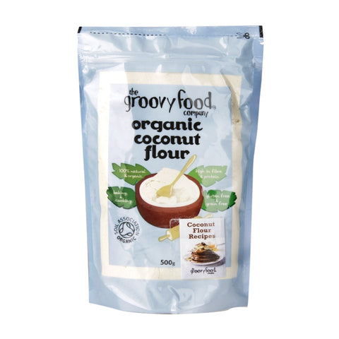 The Groovy Food Company Organic Coconut Flour 500g
