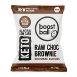 Boost Ball Keto Raw Choc 40g