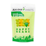Jealous Sweets - Happy Bears Sharing Bag 125g