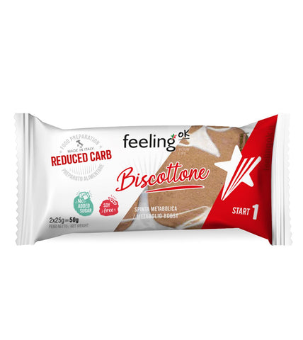 Feeling OK - Biscottone - Coconut - 50g
