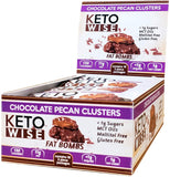 Keto Wise Fat Bombs Chocolate Pecan Clusters - 32g