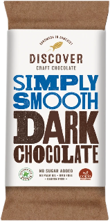 Discover Craft Chocolate - Simply Smooth Dark Chocolate