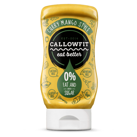 Callowfit - Curry Mango - 300ml