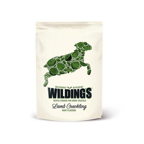 Wilding Snacks - Mint Flavour Lamb Crackling
