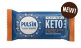 Pulsin Orange Chocolate and Peanut - 50g