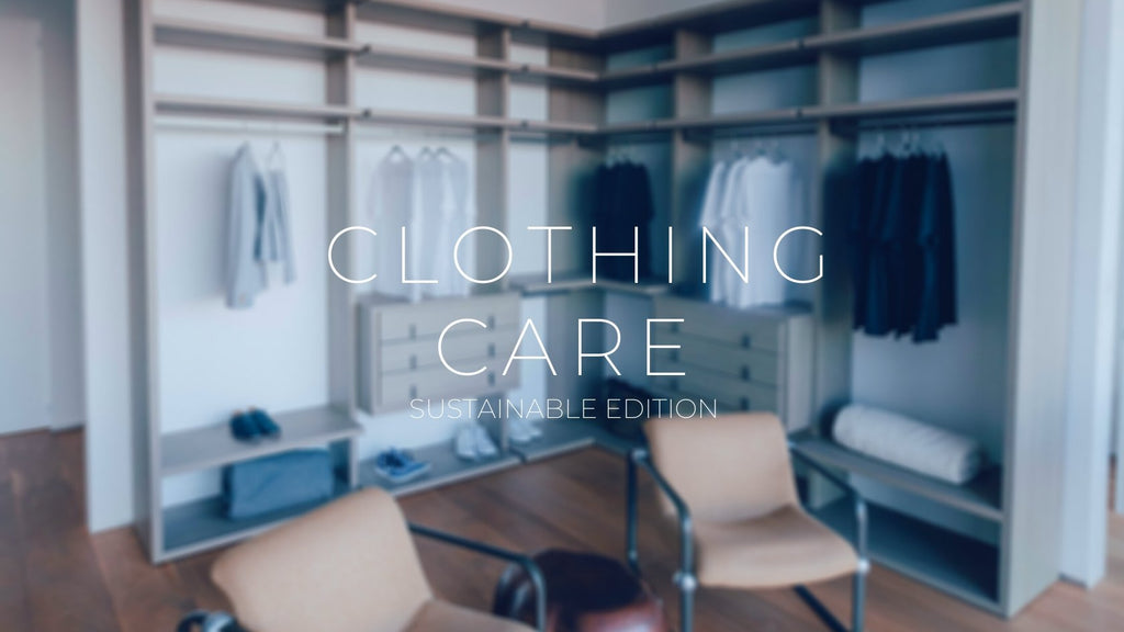 9 eco friendly tips to care for your clothes | Whispers & Anarchy