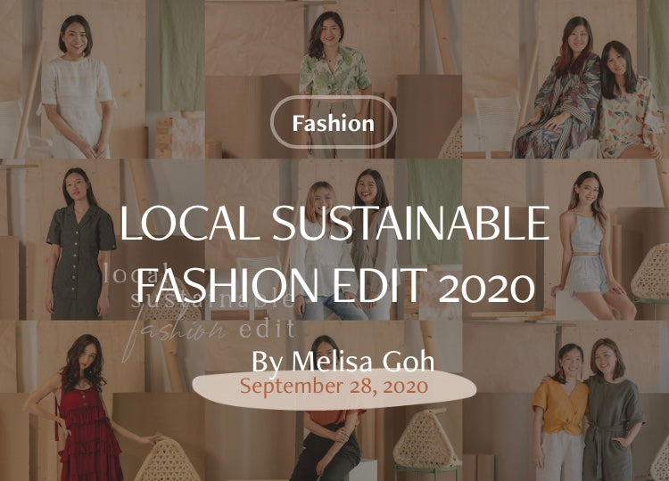DC EDIT - local sustainable fashion edit 2020