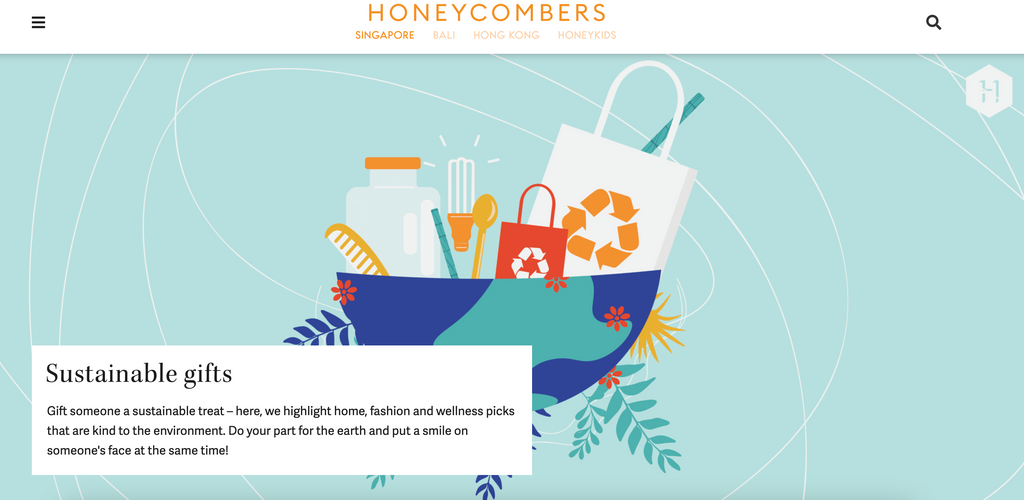 THE HONEYCOMBERS - Sustainable Gift Guide