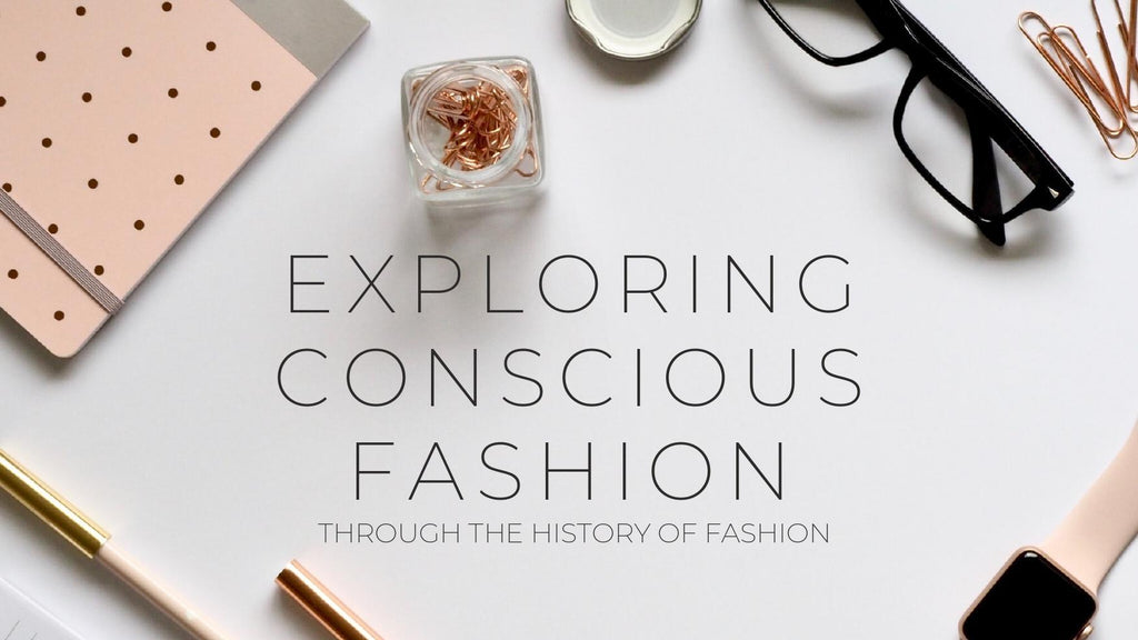 introduction to conscious fashion | Whispers & Anarchy