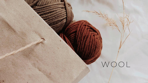 sustainable fabrics to add to your wardrobe, wool