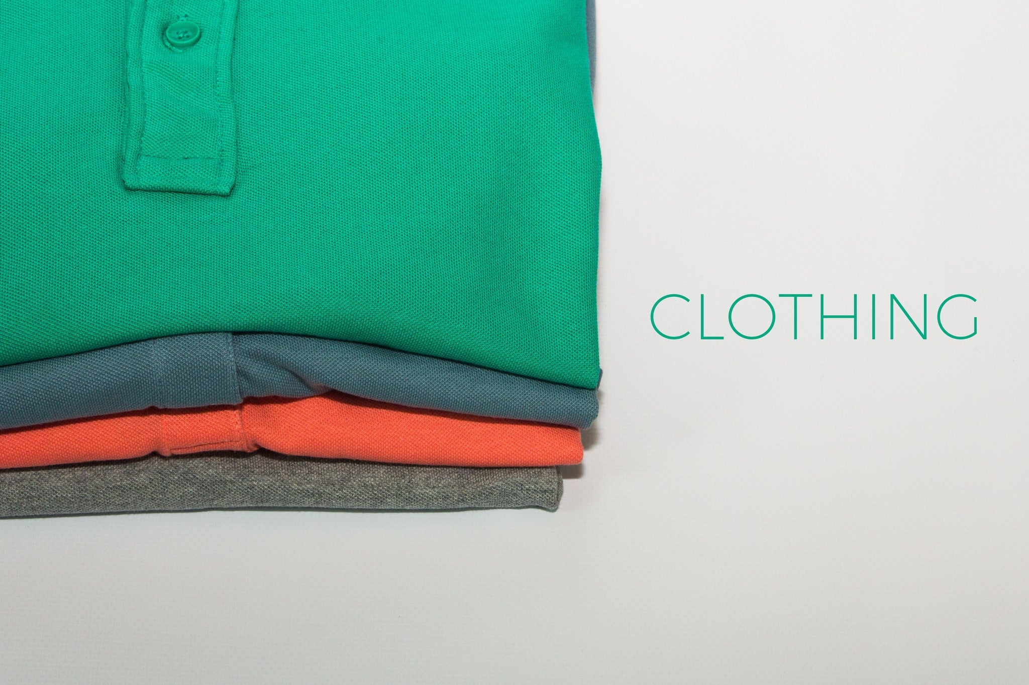 quick and easy ways to make your day to day more sustainable clothing