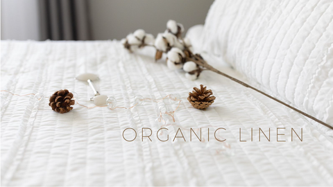 sustainable fabrics to add to your wardrobe, organic linen