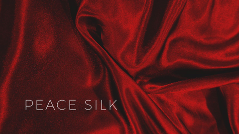sustainable fabrics to add to your wardrobe, peace silk