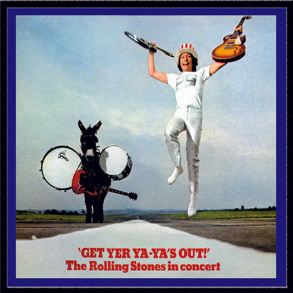 Rolling Stones - Get Yer Ya-Ya's Out! - The Rolling Stones In Concert