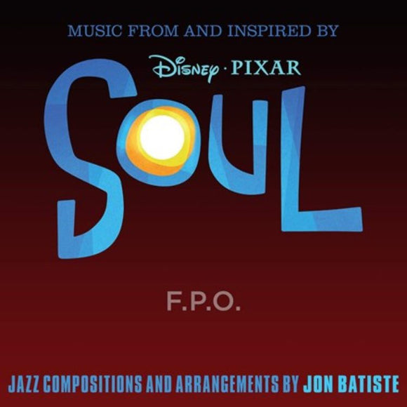 Jon Batiste - Music From And Inspired By Disney Pixar Soul (OST)