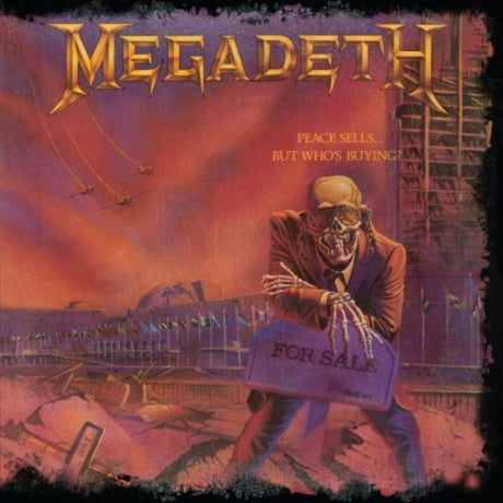 Megadeth - Peace Sells But Who's Buying?
