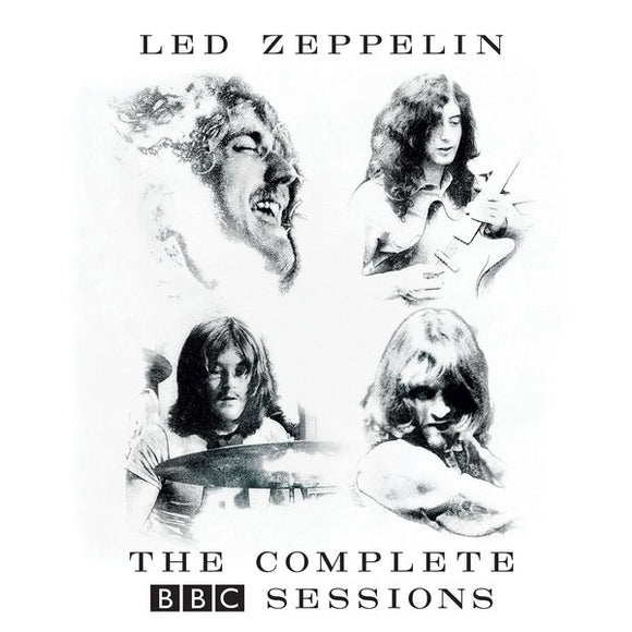 Led Zeppelin - The Complete BBC Sessions (Super Deluxe)