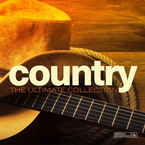 Ýmsir flytjendur - Country: The Ultimate Collection