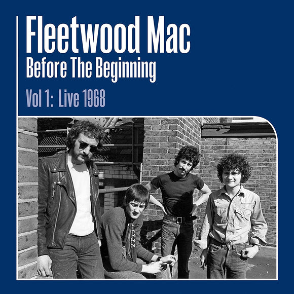 Fleetwood Mac - Before The Beginning Vol 1: Live 1968