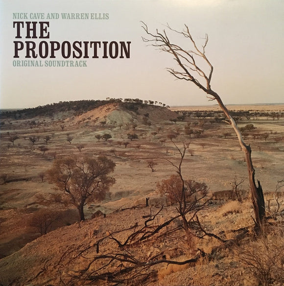 Nick Cave And Warren Ellis - The Proposition (OST)