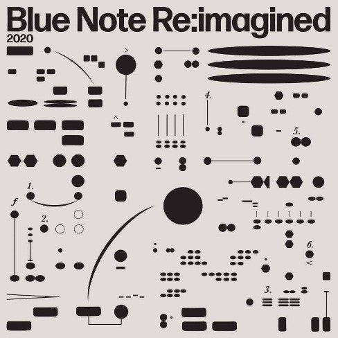 Ýmsir - Blue Note Re:imagined 2020