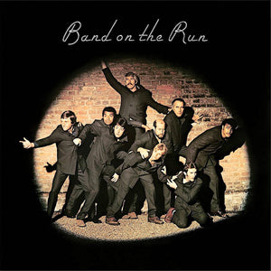 Paul McCartney & The Wings - Band On The Run