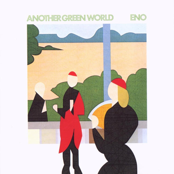 Brian Eno - Another Green World