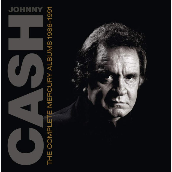 Johnny Cash - The Complete Mercury Recordings 1986 - 1991
