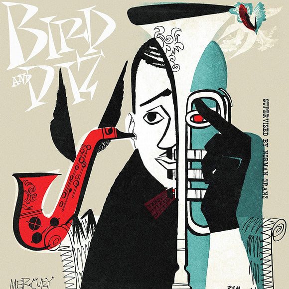 Charlie Parker And Dizzy Gillespie - Bird And Diz