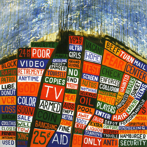 Radiohead - Hail To The Thief
