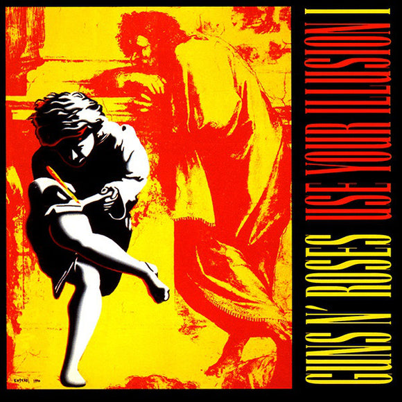 Guns N' Roses - Use Your Illution 1