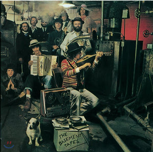Bob Dylan & The Band - The Basement Tapes