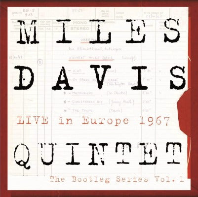 Miles Davis - Live In Europe 1967 (The Bootleg Series Vol. 1)