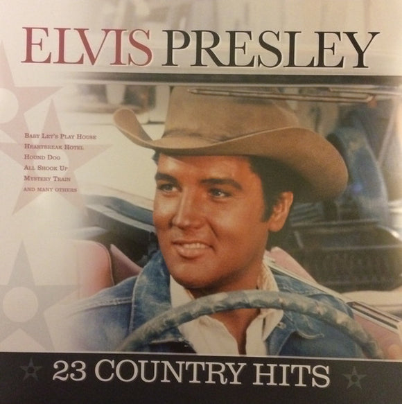 Elvis Presly - 23 Country Hits