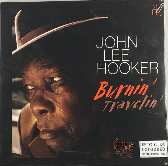 John Lee Hooker - Burnin'/Travelin'
