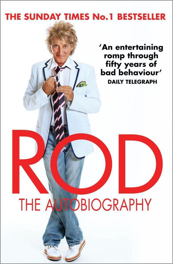 Rod The Autobiography