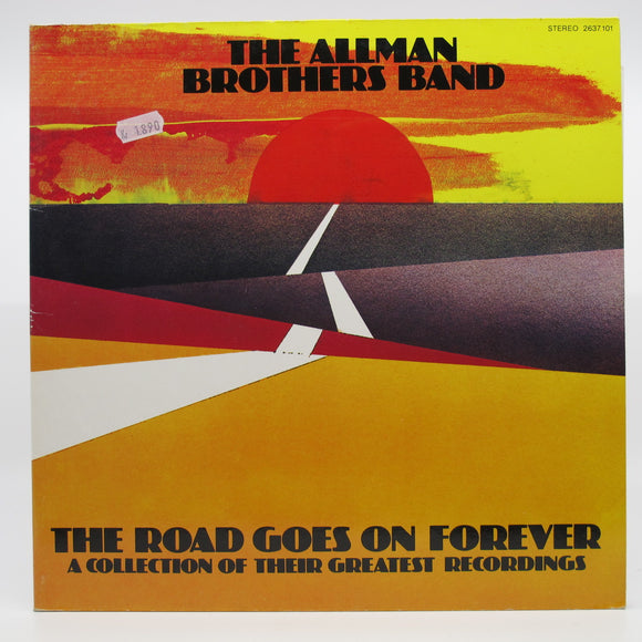 Allman Brothers Band - The Road Goes On Forever - A Collection Of Their Greatest Recordings