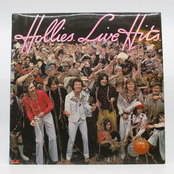 Hollies - Hollies. Live Hits.