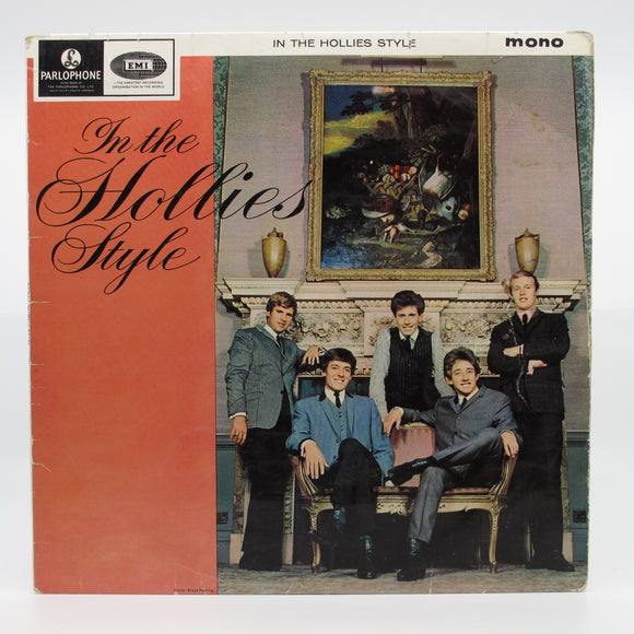 Hollies - In The Hollies Style