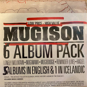 Mugison - Six Album Pack