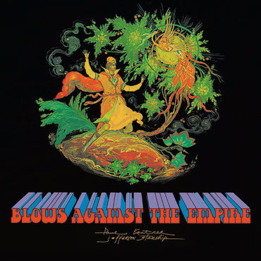 Paul Kantner / Jefferson Starship - Blows Against The Empire (50th Anniversary - Black Friday 2020)