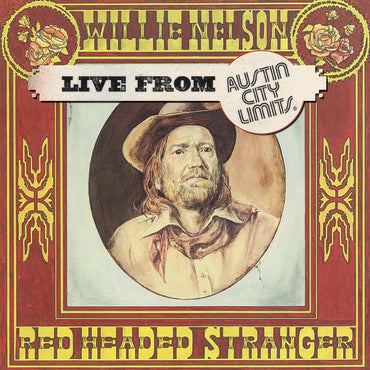 Willie Nelson - Red Headed Stranger Live From Austin City Limits (Black Friday 2020)